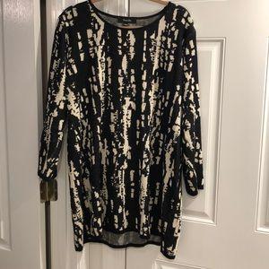 SimplyBe tunic/sweater dress